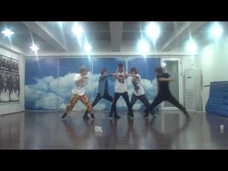 SHINee's Sherlock • Dance Practice. Уникальный танец. Самый дорогой в истории SM.