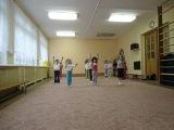 Открытый урок фитнесса 14.11.11